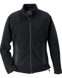 Ash City - North End LADIES' JACKET WITH WINDSMARTTM TECHNOLOGY Black