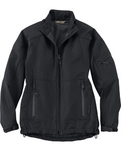 ash-city-north-end-ladies-performance-mid-length-soft-shell-jacket-black