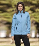 Ash City - North End LADIES' PERFORMANCE MID-LENGTH SOFT SHELL JACKET Life Style