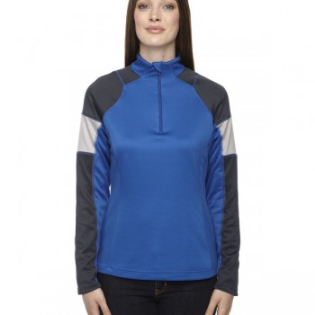 ash-city-north-end-ladies-quick-performance-interlock-half-zip-top-true-royal