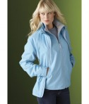 Ash City - North End LADIES' RECYCLED POLYESTER 7-IN-1 WIND JACKET WITH REVERSIBLE LINER Life Style