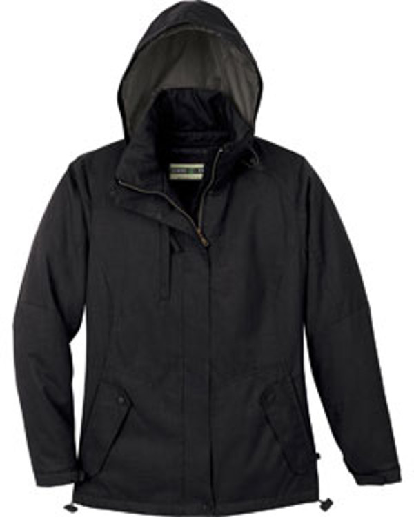 ash-city-north-end-ladies-recycled-polyester-insulated-textured-jacket-black