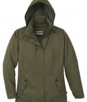 Ash City - North End LADIES' RECYCLED POLYESTER INSULATED TEXTURED JACKET Happy Green