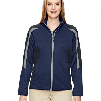 ash-city-north-end-ladies-strike-colorblock-fleece-jacket-classic-navy