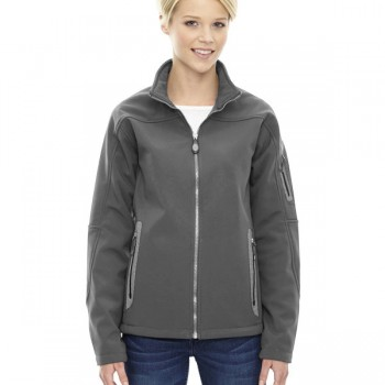 ash-city-north-end-ladies-three-layer-fleece-bonded-soft-shell-technical-jacket-graphite
