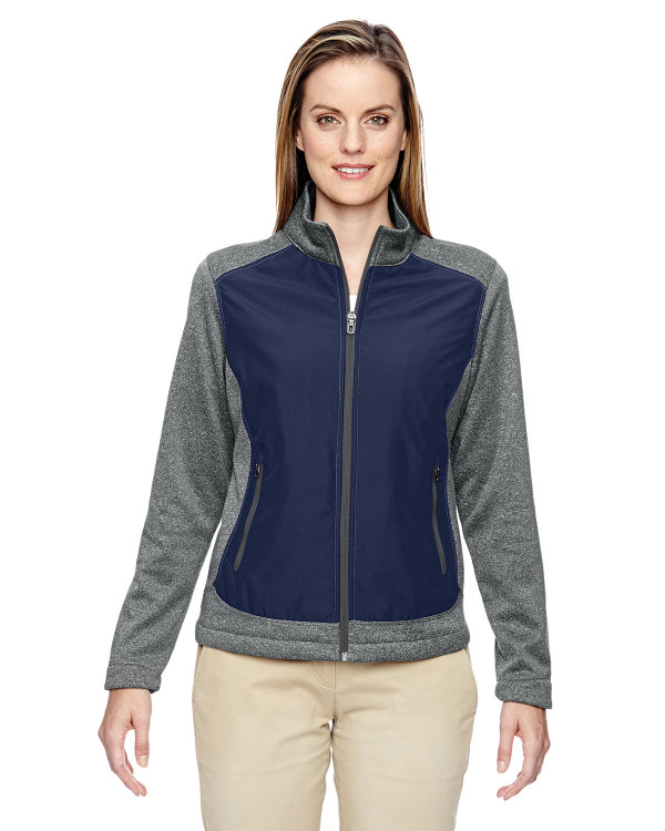 ash-city-north-end-ladies-victory-hybrid-performance-fleece-jacket-classic-navy