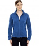 Ash City - North End Ladies' Voyage Fleece Jacket True Royal