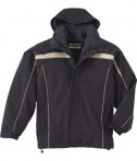 Ash City - North End MEN'S 3-IN-1 JACKET WITH DETACHABLE JACKET LINER Black