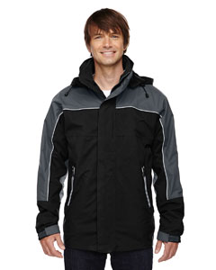 ash-city-north-end-mens-3-in-1-seam-sealed-mid-length-jacket-with-piping-black-front