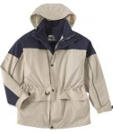 Ash City North End Men's 3-in-1 Two Tone Parka Jacket Alpine Flint Full View