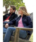 Ash City - North End MEN'S BONDED JACQUARD FLEECE JACKET LifeStyle