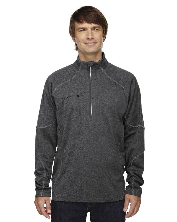 ash-city-north-end-mens-catalyst-performance-fleece-half-zip-carbon-heather