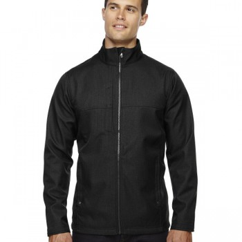 ash-city-north-end-mens-city-textured-three-layer-fleece-bonded-soft-shell-jacket-black
