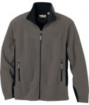 Ash City - North End MEN'S FLEECE BONDED TO BRUSHED MESH FULL-ZIP JACKET Tundra