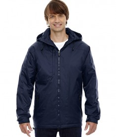 Ash City - North End Men's Insulated Jacket Midnight Navy