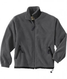 Ash City - North End MEN'S INTERACTIVE® FLEECE JACKET Heather Charcoal