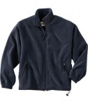 Ash City - North End MEN'S INTERACTIVE® FLEECE JACKET Midnight Navy