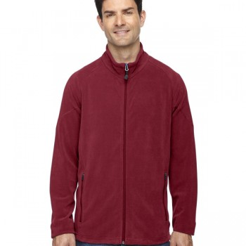 ash-city-north-end-mens-microfleece-unlined-jacket-crimson