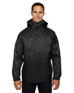 ash-city-north-end-mens-performance-3-in-1-seam-sealed-hooded-jacket-black-front