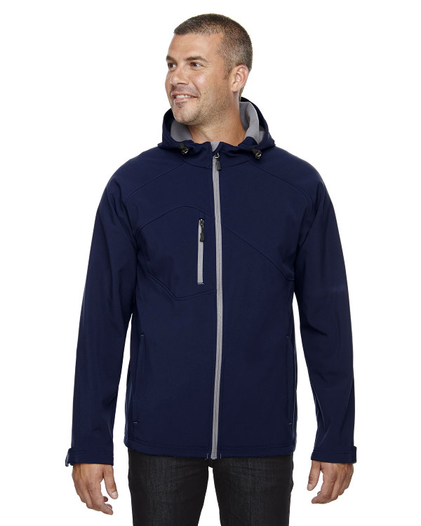 ash-city-north-end-mens-prospect-two-layer-fleece-bonded-soft-shell-hooded-jacket-classic-navy