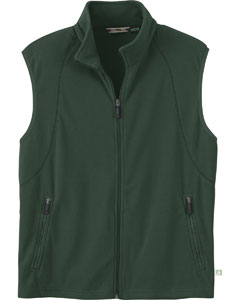 ash-city-north-end-mens-recycled-fleece-full-zip-vest-alpine-green