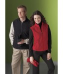 Ash City - North End MEN'S RECYCLED FLEECE FULL-ZIP VEST LifeStyle