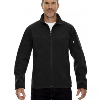 ash-city-north-end-mens-three-layer-fleece-bonded-performance-soft-shell-jacket-black