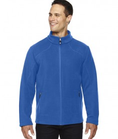 Ash City - North End Men's Voyage Fleece Jacket True Royal