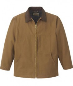 Ash City - North End Men's Workwear Jacket Timber