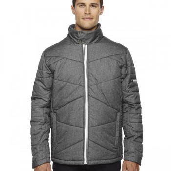 ash-city-north-end-sport-blue-mens-avant-tech-mélange-insulated-jacket-with-heat-reflect-technology-carbon-heather