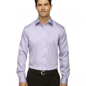 ash-city-north-end-sport-blue-mens-boulevard-wrinkle-free-two-ply-80s-cotton-dobby-taped-shirt-with-oxford-twill-orchid-purple