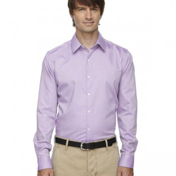 ash-city-north-end-sport-blue-mens-refine-wrinkle-free-two-ply-80s-cotton-royal-oxford-dobby-taped-shirt-orchid-pink