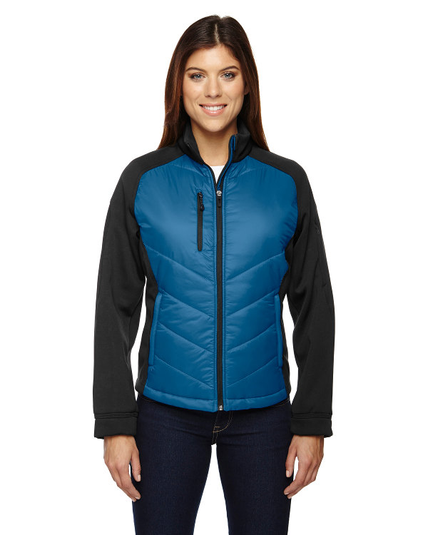 ash-city-north-end-sport-red-ladies-epic-insulated-hybrid-bonded-fleece-jacket-olympic-blue