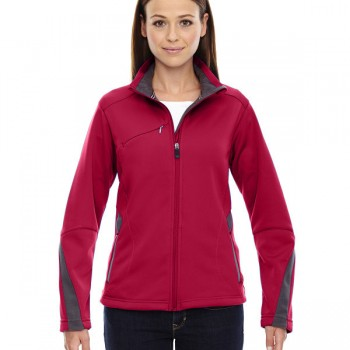 ash-city-north-end-sport-red-ladies-escape-bonded-fleece-jacket-olympic-red