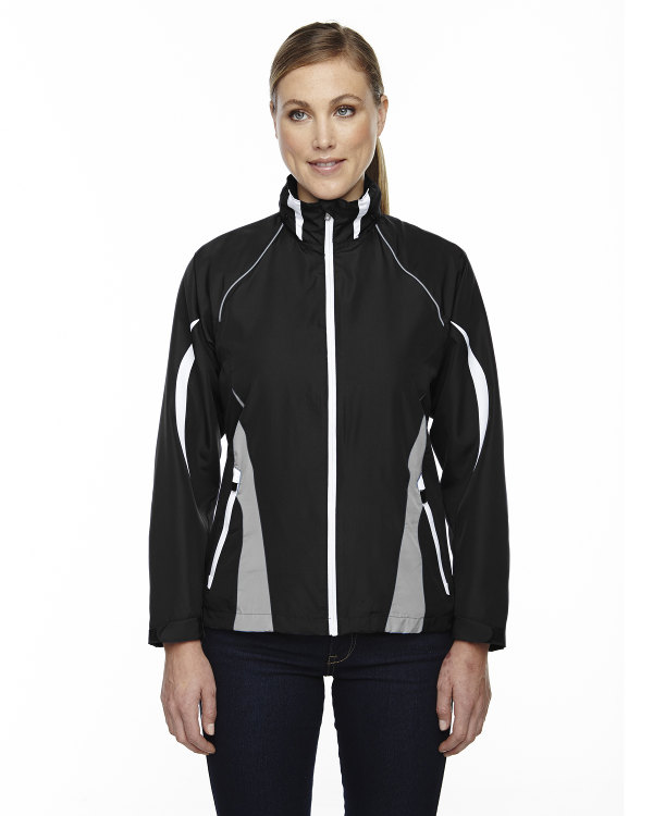 ash-city-north-end-sport-red-ladies-impact-active-lite-colorblock-jacket-black