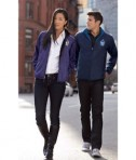 Ash City - North End Sport Red Ladies' Reversible Jacket LifeStyle