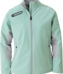 Ash City - North End Sport Red Ladies' Three-Layer Light Bonded Soft Shell Jacket Malibu Blue