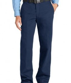 Bulwark EXCEL FR ComforTouch Work Pant Navy Front