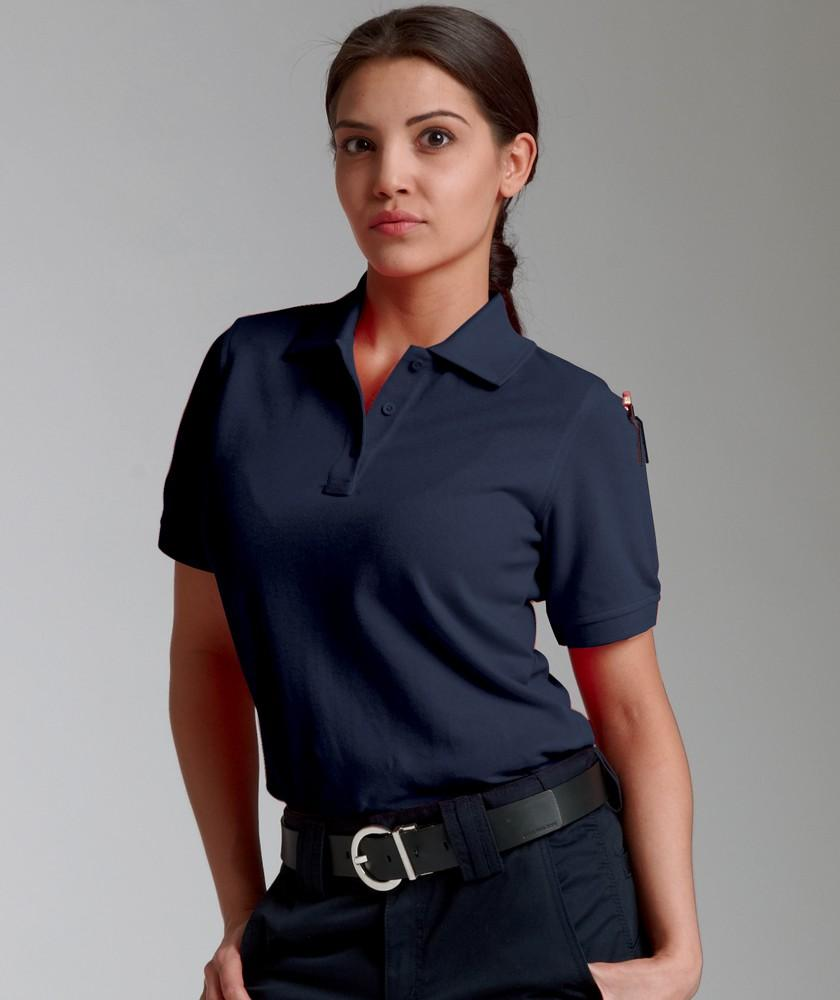 Charles river apparel style 2045 women 39 s short sleeve for Woman s polo shirts