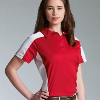 Charles River Apparel Style 2315 Women's Micropique Wicking Polo