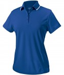 Charles River Apparel 2811 Womens Classic Wicking Polo Royal
