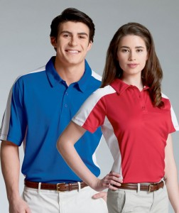 Charles River Apparel 3315 Mens Micropique Wicking Polo Shirt His and Hers