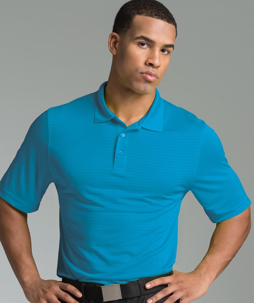 Charles River Apparel Style 3516 Men's Shadow Stripe Polo 1
