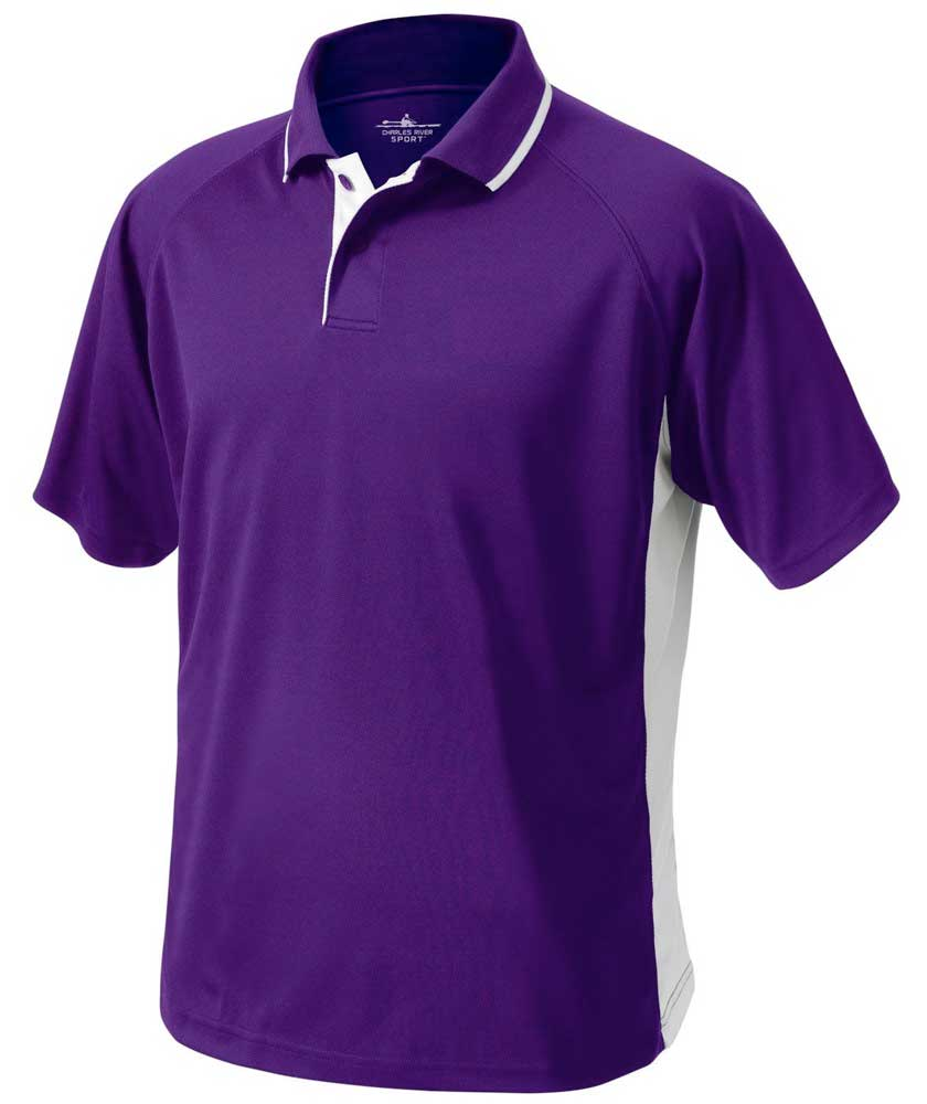 Mens Purple Long Sleeve T Shirt