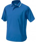 Charles River Apparel 3811 Mens Classic Wicking Polo Shirt Navy