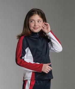 Charles River Apparel Style 4494 Girls' Energy Jacket