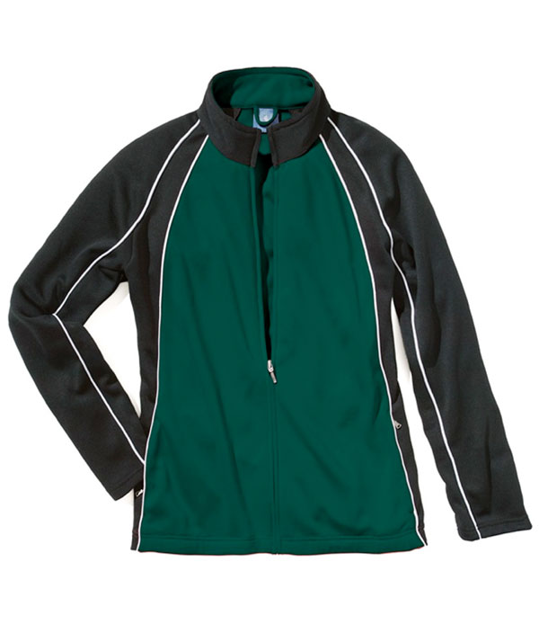 Charles River Apparel Style 4984 Girls' Olympian Jacket