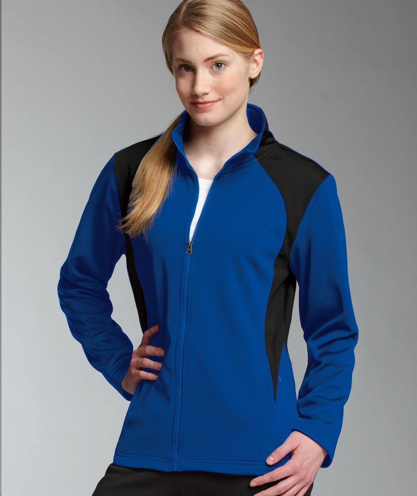 Charles River Apparel Style 5077 Women's Hexsport Bonded Jacket 1