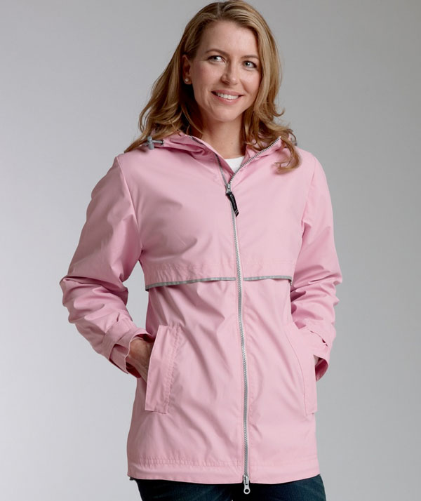 Charles River Apparel Style 5099 Womens New Englander Rain Jacket ...