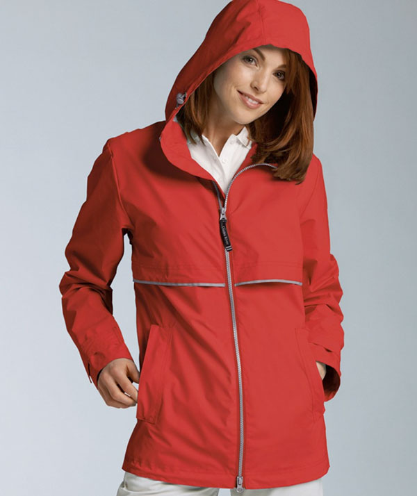 Charles River Apparel Style 5099 Womens New Englander Rain Jacket